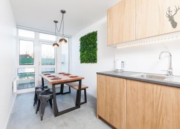 Thumbnail 2 bed flat for sale in Farthing Fields, Wapping, London