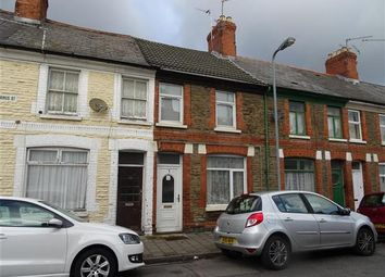Thumbnail 2 bed flat to rent in Treharris Street, Roath, Cardiff
