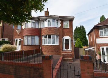 Thumbnail 3 bed semi-detached house to rent in Haldon Grove, Longbridge, Birmingham