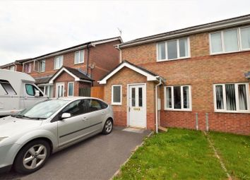 Thumbnail 2 bedroom semi-detached house for sale in Terry's Way, Llanharan, Pontyclun