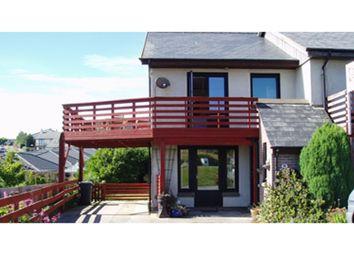 Thumbnail 3 bed end terrace house for sale in Trearddur Court, Holyhead
