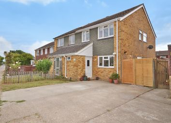 Thumbnail 3 bed semi-detached house for sale in Raymoor Avenue, St Mary's Bay, Romney Marsh, Kent