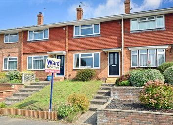 Thumbnail 2 bed terraced house for sale in Heron Road, Larkfield, Aylesford, Kent