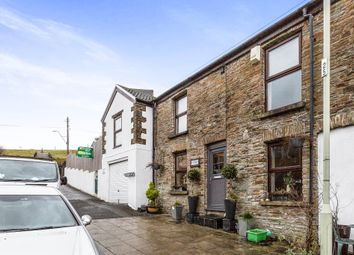 Thumbnail 2 bed cottage for sale in St Illtyds Road, Upper Church Village, Pontypridd