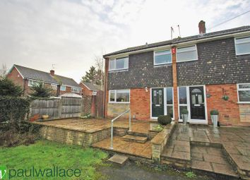 Thumbnail 3 bed end terrace house for sale in Lilliards Close, Hoddesdon