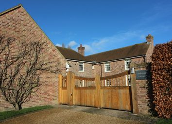 Thumbnail 4 bed detached house to rent in Chillenden, Canterbury