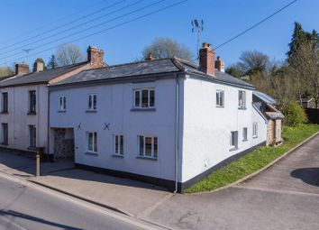 Thumbnail 4 bed end terrace house for sale in Bow, Crediton
