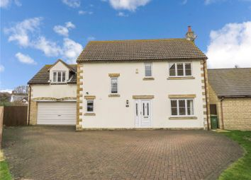 Thumbnail 5 bedroom detached house for sale in St. Giles Close, Holme, Peterborough, Huntingdonshire