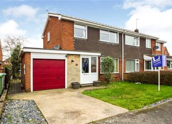 3 bed semi-detached house for sale in Maid Marion Drive, Edwinstowe, Mansfield NG21