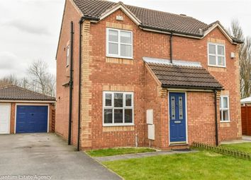 Thumbnail 2 bedroom property to rent in Peartree Close, Barlby, Selby