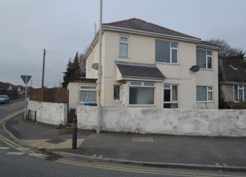 Thumbnail 3 bed flat for sale in Old Wareham Road, Poole