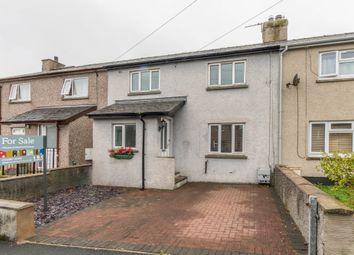 Thumbnail 3 bed terraced house for sale in Moorside, Flookburgh, Grange-Over-Sands