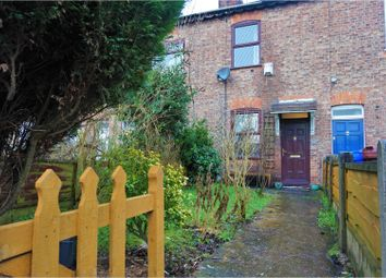 Thumbnail 2 bed terraced house for sale in Cotton Hill, Manchester