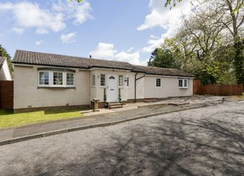 Thumbnail 3 bed detached bungalow for sale in 45 Braehead Drive, Edinburgh
