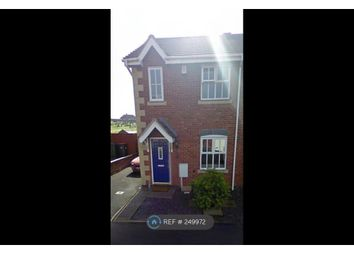 Thumbnail 3 bed semi-detached house to rent in Snowdrop Meadow, Telford
