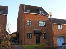 Thumbnail 2 bedroom maisonette to rent in Grace Avenue, Oldbrook, Oldbrook, Milton Keynes