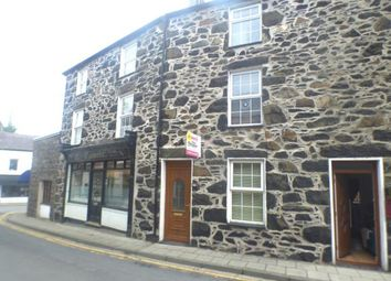 Thumbnail 4 bed terraced house for sale in Upper Ala Road, Pwllheli, Gwyendd