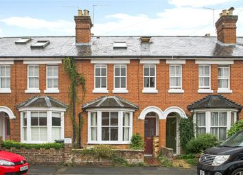 Thumbnail 3 bed terraced house to rent in Egbert Road, Winchester, Hampshire