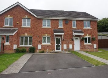 Thumbnail 2 bed terraced house for sale in Cwrt Pant Yr Awel, Lewistown, Bridgend