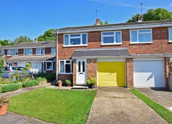 Thumbnail 3 bed terraced house for sale in Clare Gardens, Petersfield, Hampshire