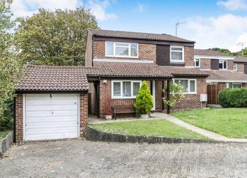 Thumbnail 4 bed detached house for sale in Lordswood, Southampton, Hampshire