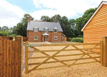 Thumbnail 4 bed detached house for sale in Old Salisbury Lane, Romsey