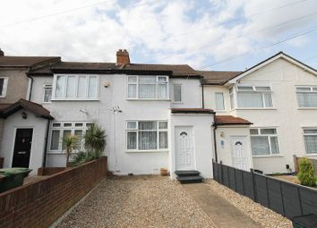 Thumbnail 2 bed terraced house for sale in Charminster Road, Worcester Park