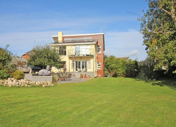 Thumbnail 4 bed detached house for sale in Sea Road, Milford On Sea, Lymington
