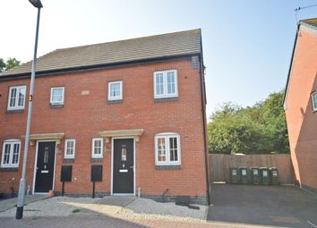 Thumbnail 2 bed semi-detached house for sale in Ridleys Close, Countesthorpe, Leicester