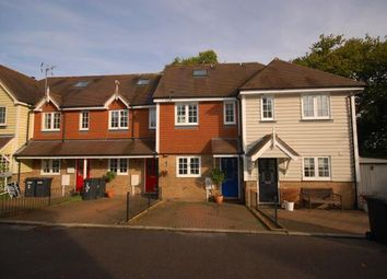 Thumbnail 3 bed terraced house for sale in Standen Mews, Hadlow Down, Uckfield, East Sussex