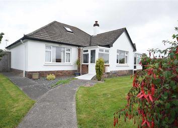 Thumbnail 3 bed detached bungalow for sale in Warren Close, Torrington
