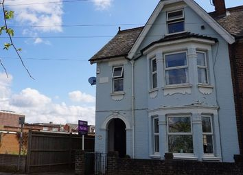 Thumbnail 5 bed end terrace house for sale in Station Road, Tonbridge