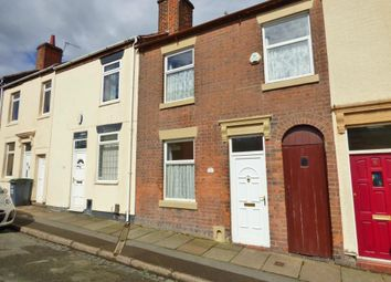 Thumbnail 2 bedroom terraced house for sale in Stone Street, Penkhull, Stoke-On-Trent