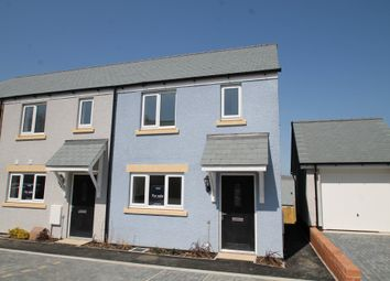 Thumbnail 2 bed end terrace house for sale in Moyles Park, Modbury, Ivybridge