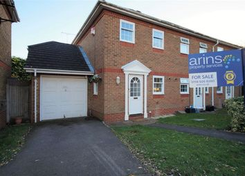 Thumbnail 2 bedroom end terrace house for sale in Turnbridge Close, Lower Earley, Reading, Berkshire