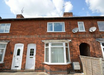 Thumbnail 2 bed terraced house to rent in Lansdowne Grove, Wigston