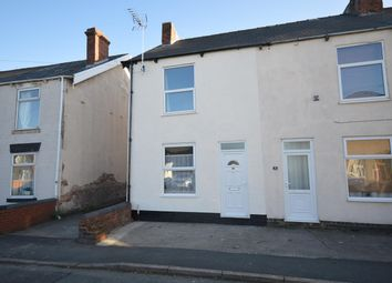 Thumbnail 2 bed end terrace house to rent in Chapman Lane, Grassmoor, Chesterfield