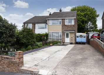 Thumbnail 3 bed semi-detached house for sale in Rossiter Drive, Knottingley, West Yorkshire