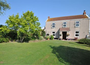 Thumbnail 5 bed detached house for sale in Andersea, Westonzoyland, Nr. Bridgwater