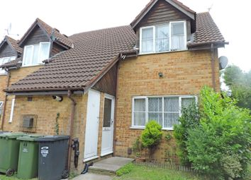 Thumbnail 1 bed end terrace house for sale in Knights Manor Way, Dartford