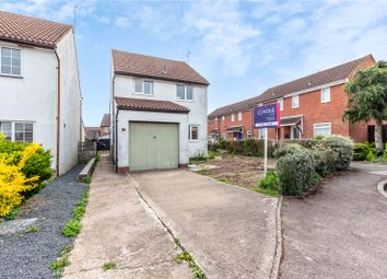Thumbnail 3 bed detached house for sale in Framlingham Close, Worcester