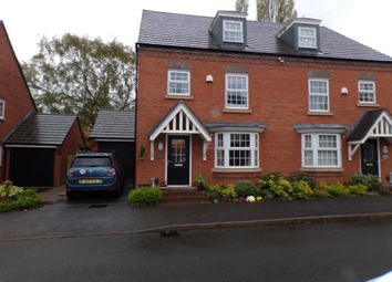 Thumbnail 6 bed semi-detached house for sale in Perrott Way, Birmingham, West Midlands