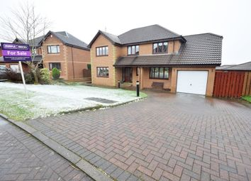 Thumbnail 5 bed detached house for sale in Cotton Vale, Motherwell