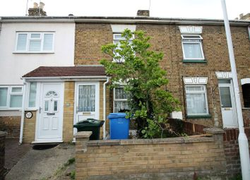 Thumbnail 2 bed terraced house for sale in Goodnestone Road, Sittingbourne