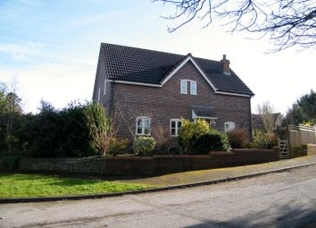 Thumbnail 4 bed semi-detached house for sale in Hillside Close, Heddington, Calne