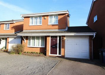 Thumbnail 3 bedroom detached house for sale in Grasmere, Huntingdon
