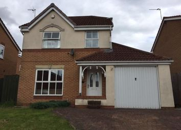 Thumbnail 3 bedroom detached house for sale in Sandmoor Close, Hull, East Yorkshire