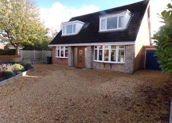 Thumbnail 3 bed detached house for sale in The Loont, Winsford, Cheshire, England