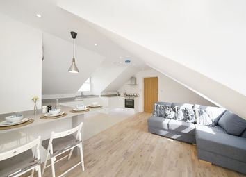 Thumbnail 2 bed flat for sale in Burchell Road, London