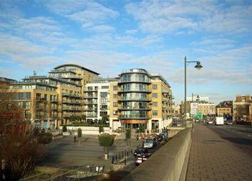 Thumbnail 2 bed flat for sale in Kew Bridge Road, Brentford